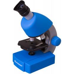 Микроскоп Bresser Junior 40x-640x, синий