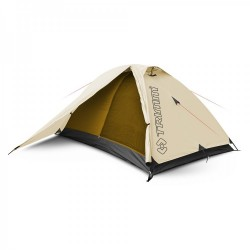 Палатка Trimm COMPACT, песочный 2+1
