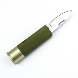 Нож Ganzo G624 (зеленый)